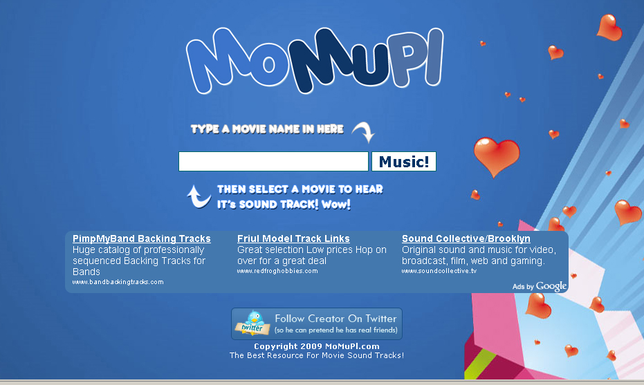 MoMuPl, in all its late 2000s glory
